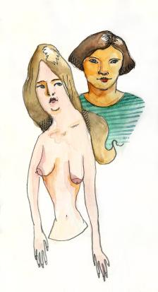 Girls (sketch)