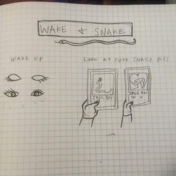 wakensnake